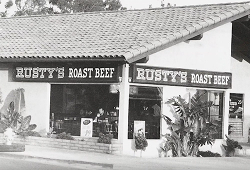 Isla Vista, Rusty's First Location